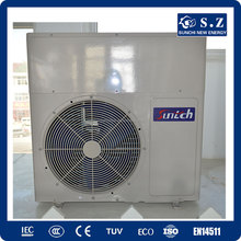 Household use anti corrosion air to water heatpump split