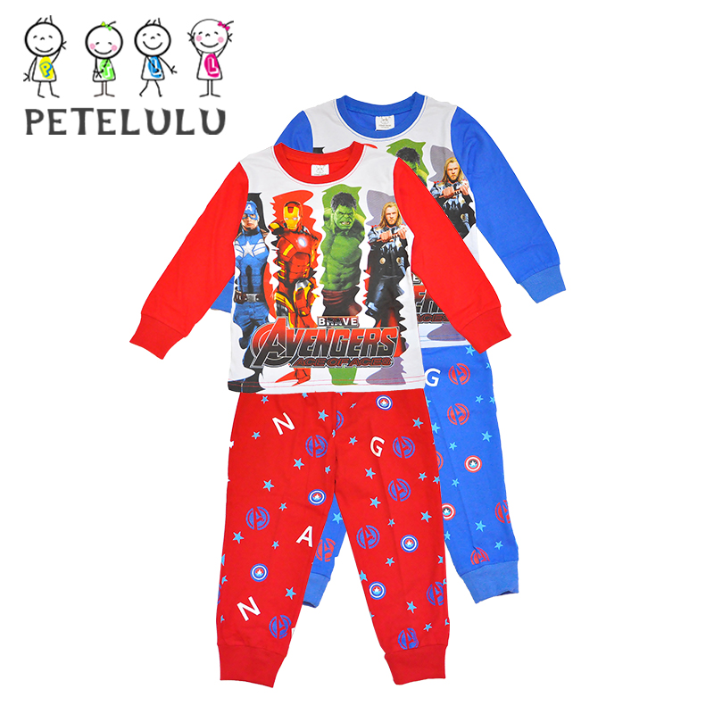 Boy Boutique Attire Superhero Rib Cuff Tops Symbol Pants Children Clothing Wholesale