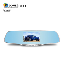 2017 Camcorder Factory sale Car DVR 1080P dash cam with rear mirror front and back camera