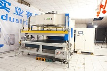 NG-18R Automatic mattress compress & roll packing machine