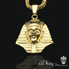 hip pop gold egyptian pendant necklace fashion jewelry wholesale