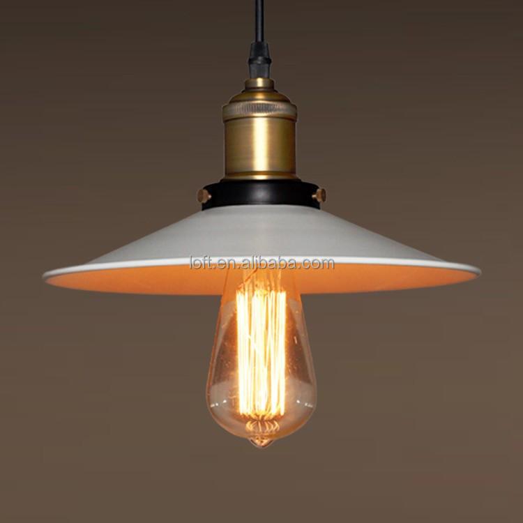 Retro Style Pendant Lighting Industrial Retro Style