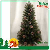2015 new design hot sale corrugated christmas tree