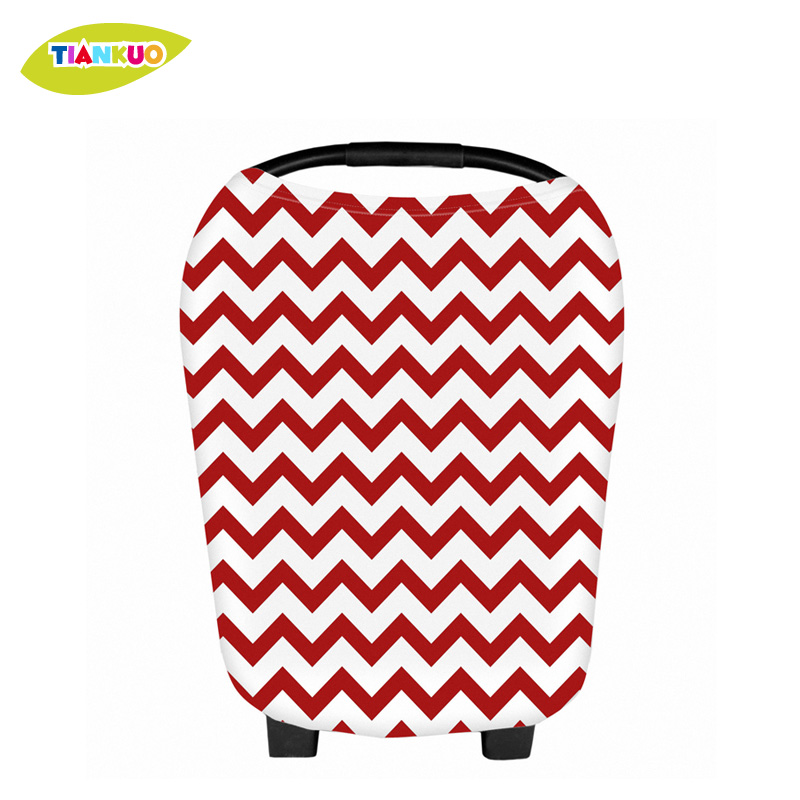 Multi-Use 4-in-1 Baby Car Seat Cover Canopy
