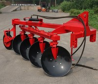 Farm Tractor Mounted Two-Ways Hydraulic Reversible Disc Plough
