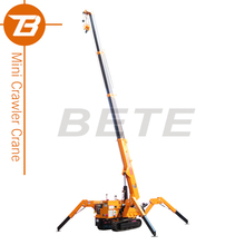 Mini Foldable Chinese Manitowoc Crawler Crane
