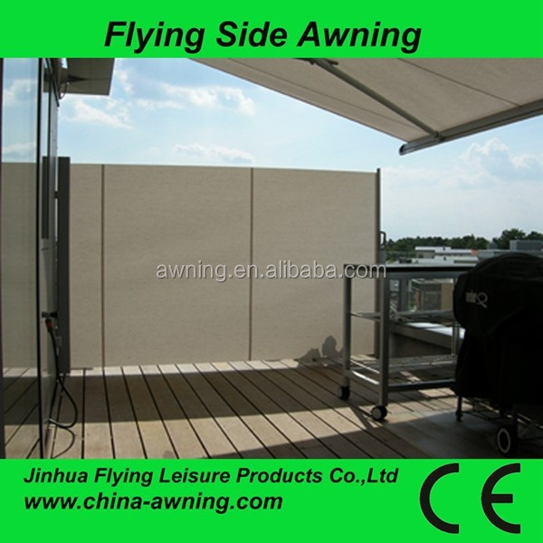 Low price professional car side awning