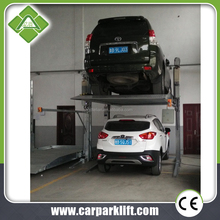 hydraulic car lift elevator parking lift system