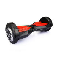 2016 hot selling 2 wheel electric vehicles 8 inch foot scooter with bluetooth
