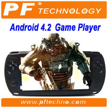 2014 new product 7 inch WIFI downloadable games for mp5 player