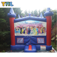EN1496 inflatable kid's bouncy house for party,inflatable commercial jump house for kids
