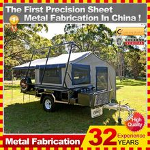2014 good sell caravans camping trailers,China direct factory