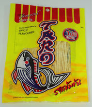 Taro 32G Spicy Flavor Thailand Originate Fish Snack Dried Snack