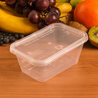 bulk and factory price pp plastic storage container and box