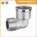 Brass K716 Female & Male Eblow Pipe Fitting