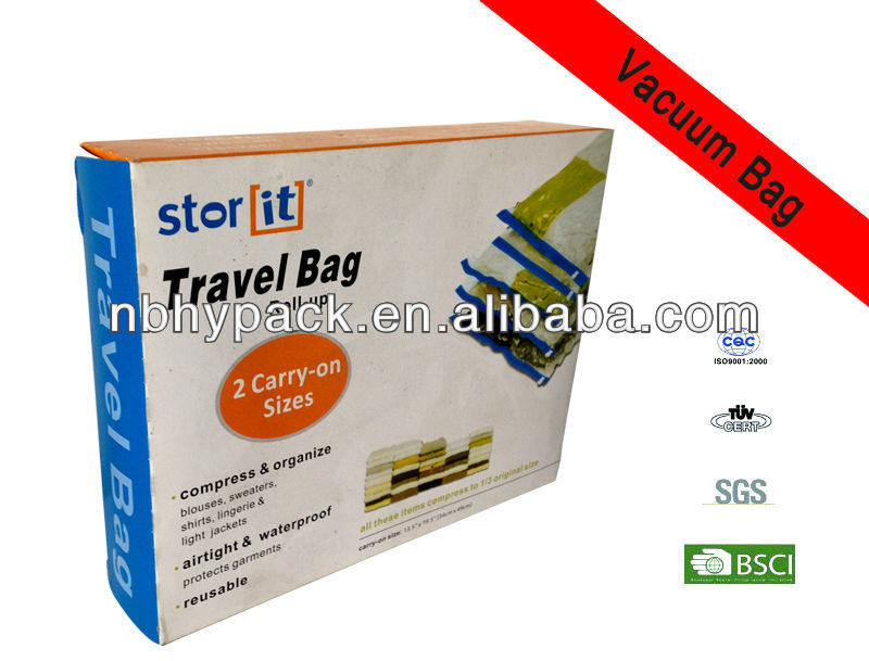 Hot sell good quality clothing storage bags plastic