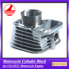 factory export quality CG motor bike 125 engine cylinder