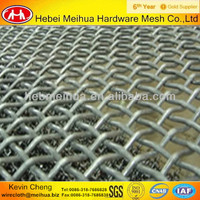 2014 hot sell high quality barbecue crimped wire mesh (ISO 9001 factory)
