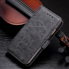 Wholesales Matte Mobile Phone Case with Card Holder Genuine Leather for iphone 7 Case Wallet