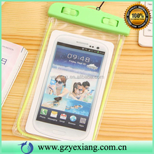 Hottest Grow In The Dark PVC Waterproof Case For Samsung Galaxy J7 Swimming Case