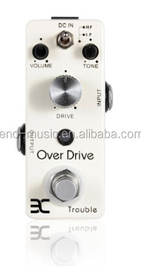 Wonderfully versatile pedal, covers mild overdrive through to some pretty fierce distortion
