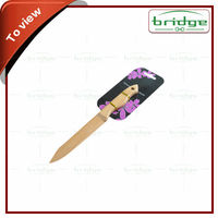 safe bamboo kitchen knife for sale