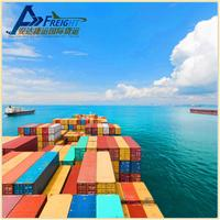With Good Service Ocean Cargo Transportation