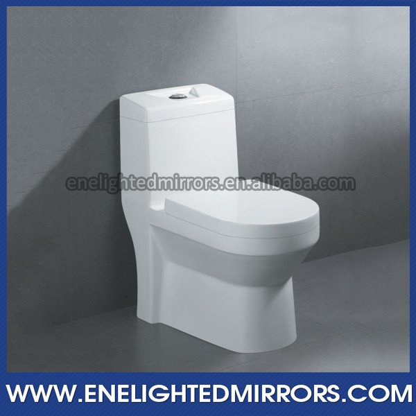 UK market Popular bathroom ceramic one piece floor mounted wc toilet