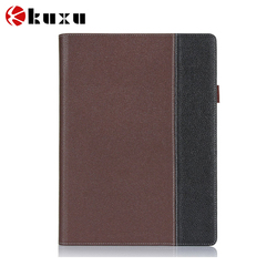 Ultra Thin Hard Back Cover Smart PU Leather Case Case for ipad 3