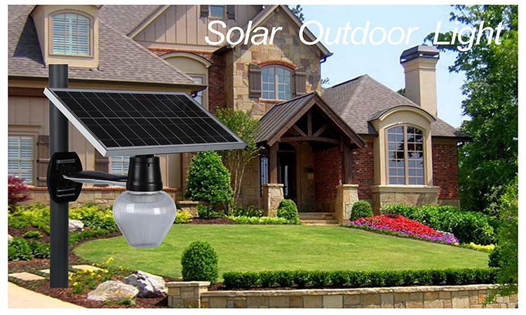3years warranty 9w solar led garden spot lights