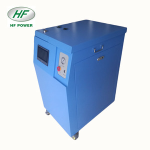 HHo hydrogen welding and carbon cleaning machine for vehicles