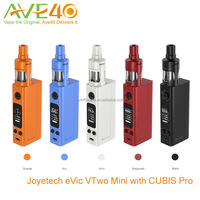ecigarette Newest releaseed vape electronic cigarette Joyetech eVic VTwo with CUBIS Pro