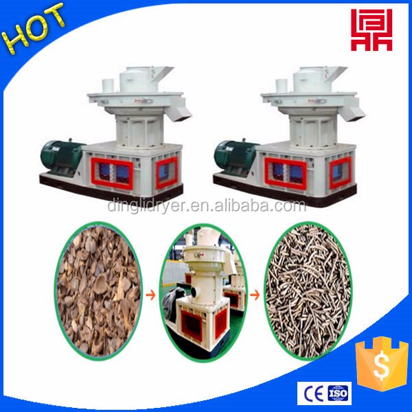 Saving energy rice straw pellet mill used in stalks,sawdust,coconut shell
