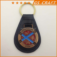 elegant design metal key chain