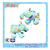 Funny Elephant Pull String Musical Soft Plush Baby Toys