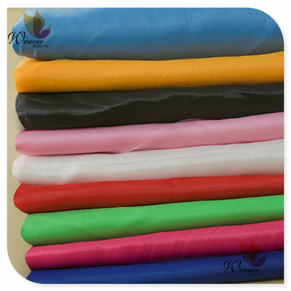 190t polyester taffeta ribbon fabric