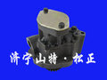 pc400-7 water pump 6154-61-1102 excavator spare parts made in japan
