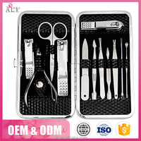 Stainless Steel Manicure Pedicure Set Nail