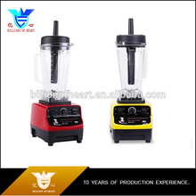 Cheap high performance commercial blender With CE and ISO9001 Certificates commercial blender