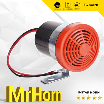 MrHorn 57MM Backup Alarm Horn for Truck Van Car and Lorry