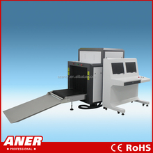 x-ray film processing baggage scanning machine for secuirty-check