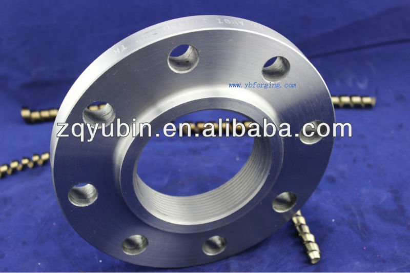 tap flange class 150# threaded