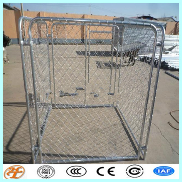 5'x5' x6' New style-chain link dog cages/dog kennel