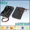 TBH-2A-3A Ningbo TECO Wire Lead Battery Holder Box for 3 x 1.5V AA Batteries