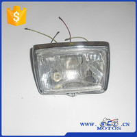 SCL-2012120760 CY 80 Square Headlight For Motorcycle Head Light