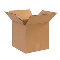 Large removal cardboard storage Box
