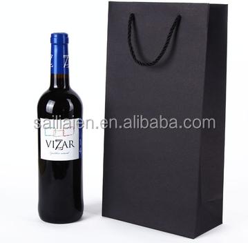Vin Personnalisé Pas Cher fantaisie personnalisé pas cher unique bouteille de vin cadeau sac