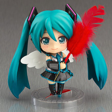 Custom resin Hatsune Miku anime figures, Hatsune Miku toys for colection VOCALOID