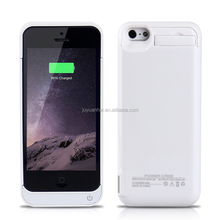 Ultra Slim 4200Mah Power Bank Case Extended Backup Laptop rechargeable Battery Case for iPhone 5/5C/5S