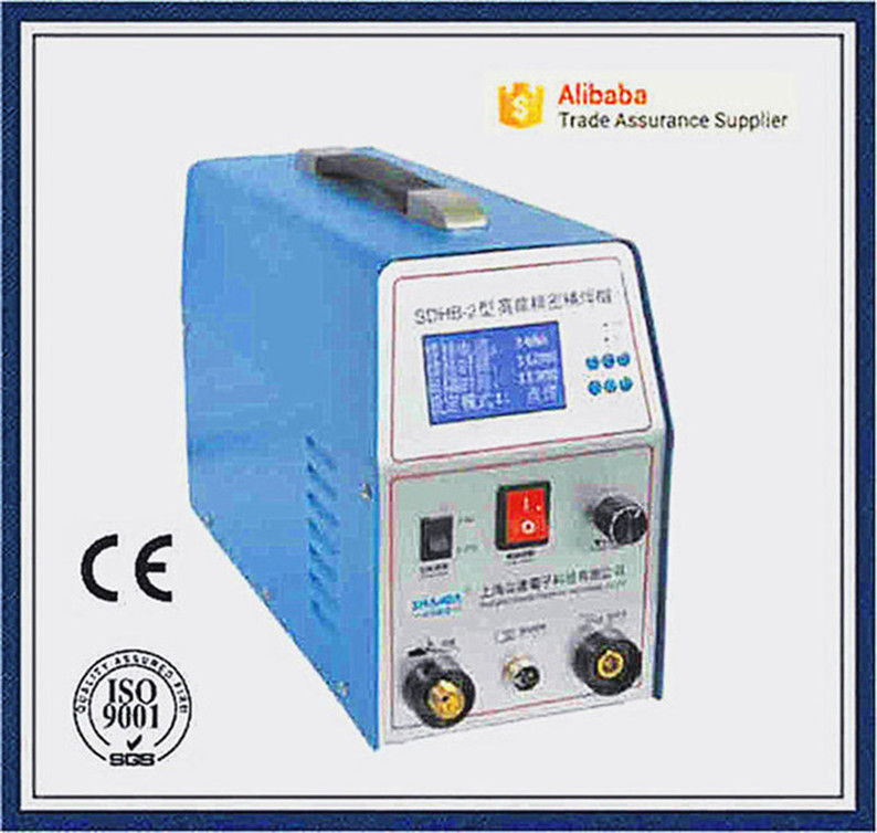 Mini Spot Welder for Stainless Steel Box